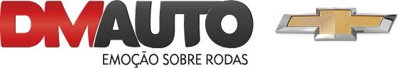 Logo DM Auto 75 anos