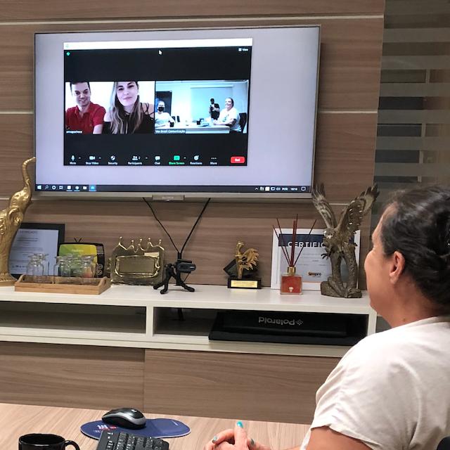 Dra. Anna Aguiar é a nova cliente da Vox Brazil