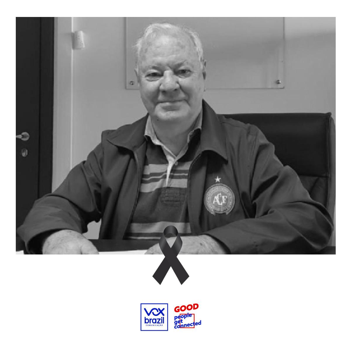 Estamos de luto por um grande profissional, ser humano e acima de tudo grande amigo.