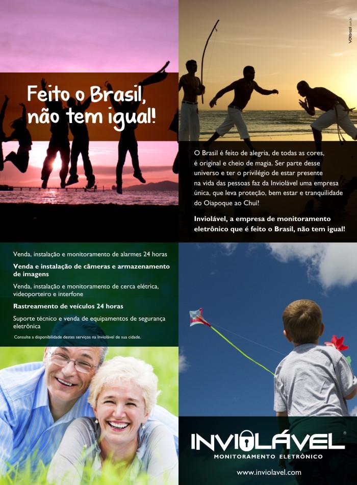 Nova campanha Inviolável 2012