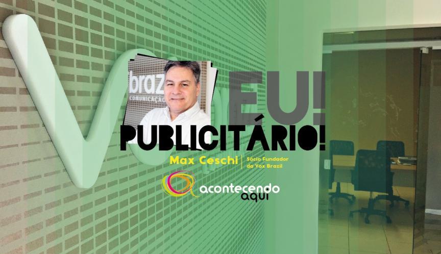 """Vox Brazil é destaque da série """"Eu! Publicitário!"""""""
