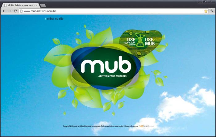 Site da MUB